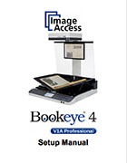 Bookeye 4V1A Setup Manual