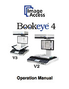 Bookeye4 V2 and V3 Operation Manual
