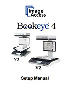 Bookeye4 V2 and V3 Setup Manual