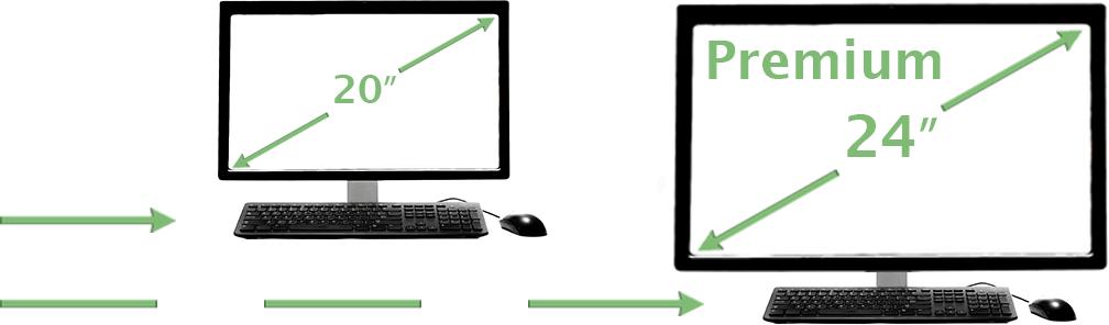 DLOS Monitors