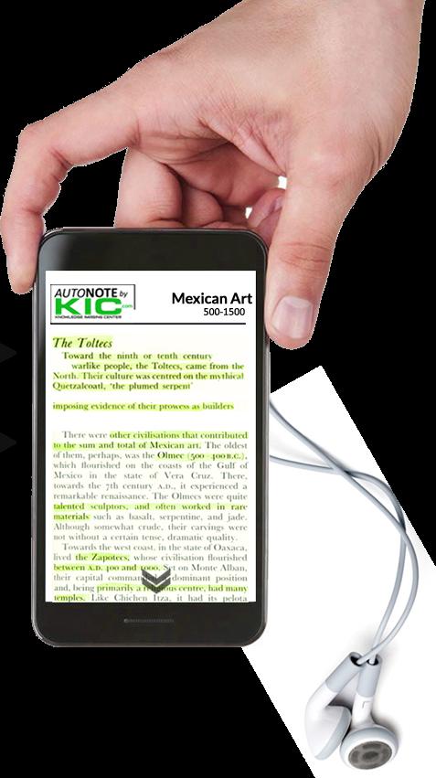 KIC AutoNote