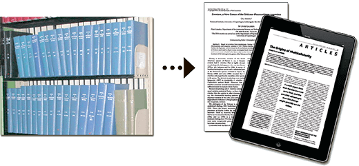 Scan Journals for Research