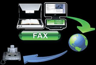Self-Serve Fax