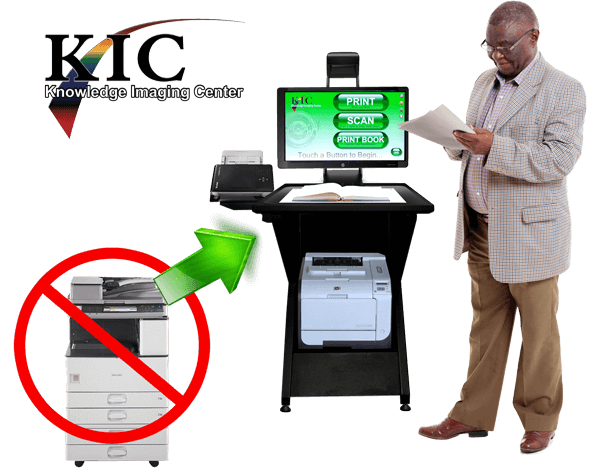 Sprout vs Copiers