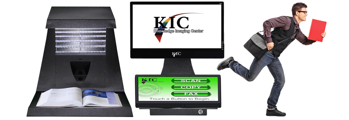 KIC Click Mini with Tabletop Touch & View