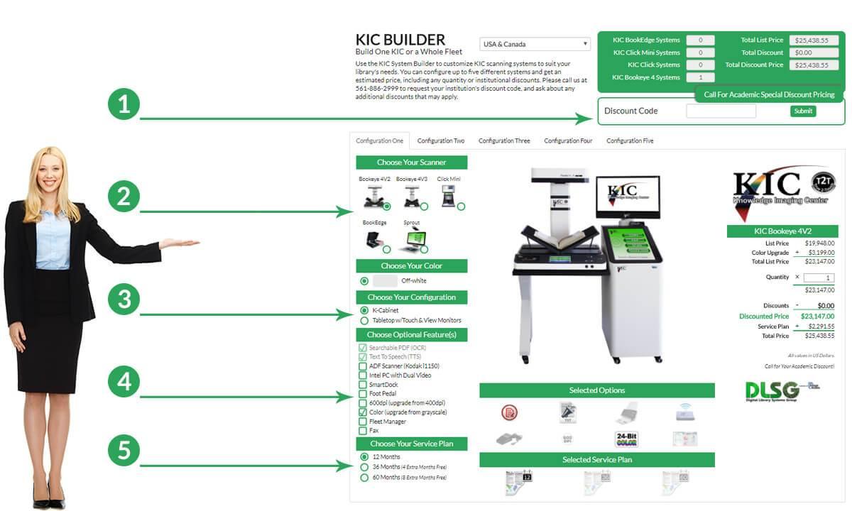 Build a KIC