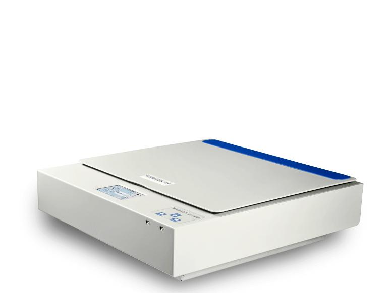 WideTek 25 Scanner